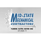 Mid-State Mechanical Contractors - Mifflinburg, PA - Heating & Air Conditioning