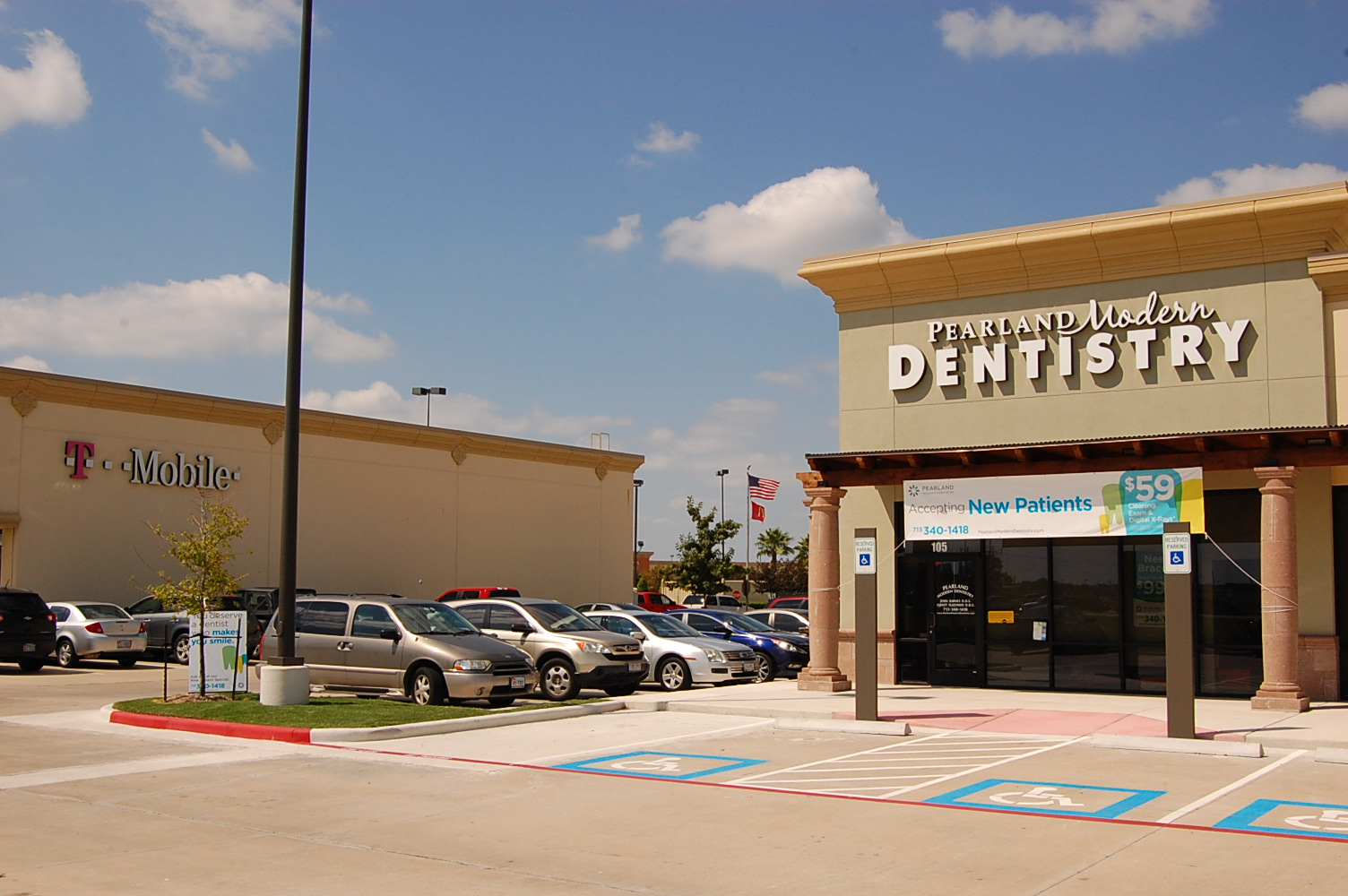 Pearland Modern Dentistry And Orthodontics 2811 Business Center Dr Ste 105 Pearland Tx Dentists Mapquest