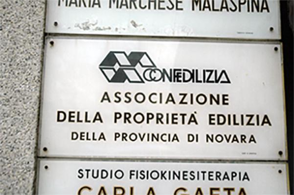 Associazione della Proprieta' Edilizia della Provincia di Novara