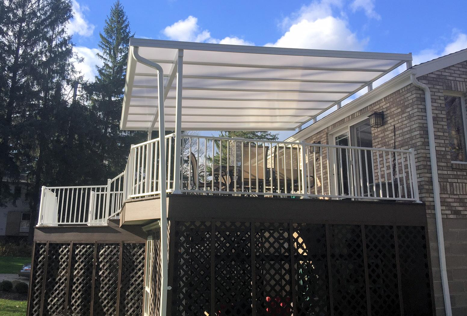 Awnings Pittsburgh Deck King Usa Chamberofcommerce Com