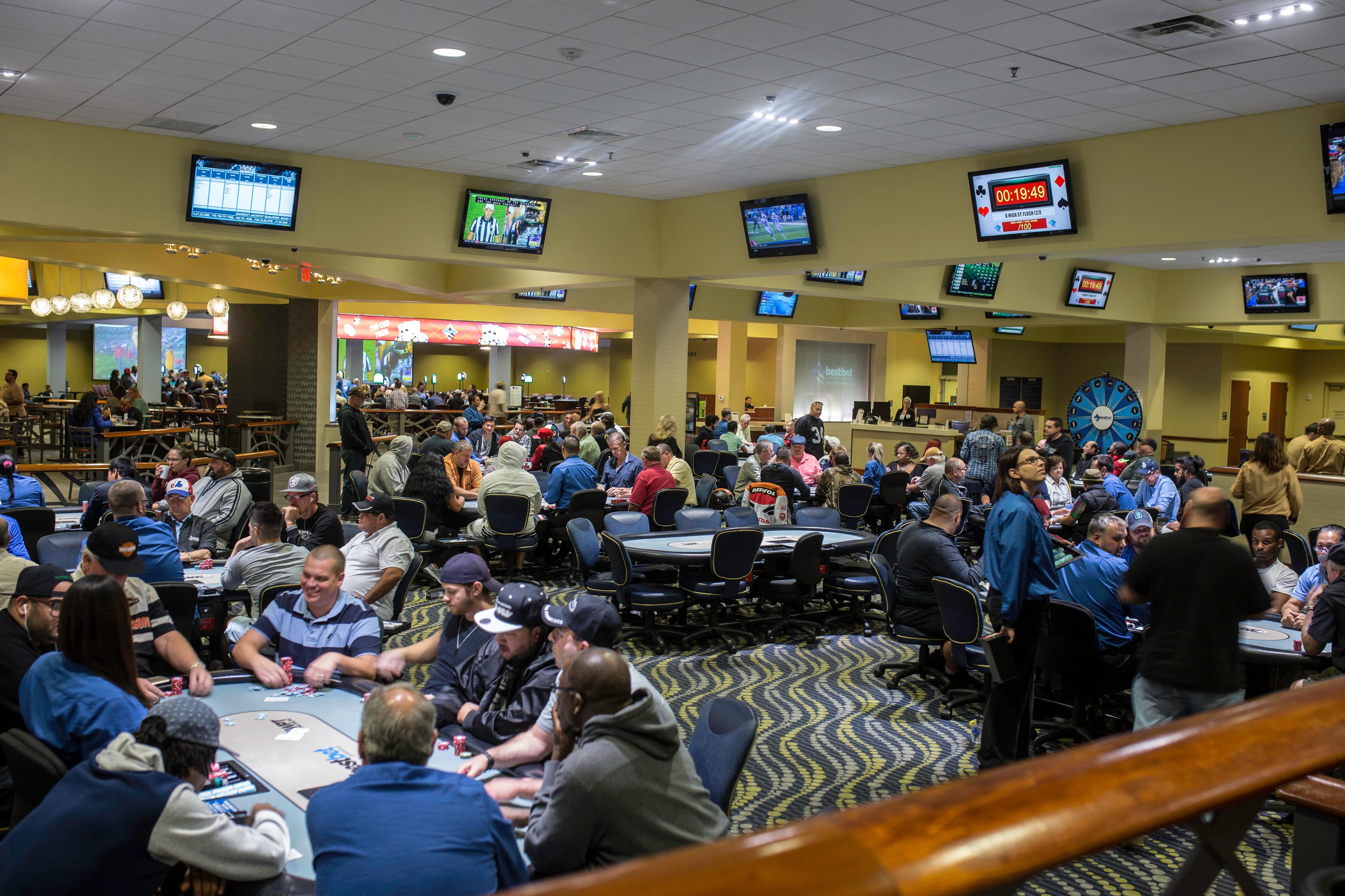 Poker room jax fl