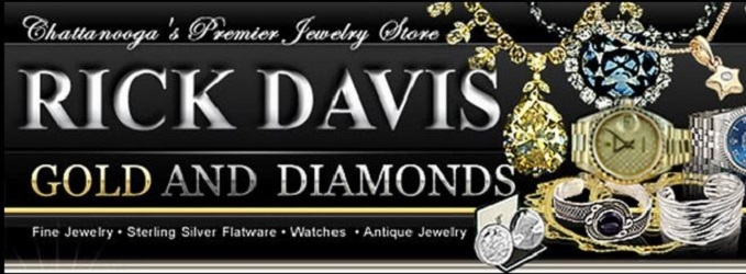 Rick Davis Gold And Diamonds Chattanooga