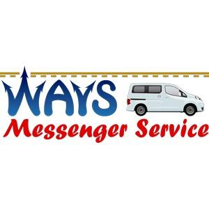 Courier Service-Ways Messenger Service in Los Angeles