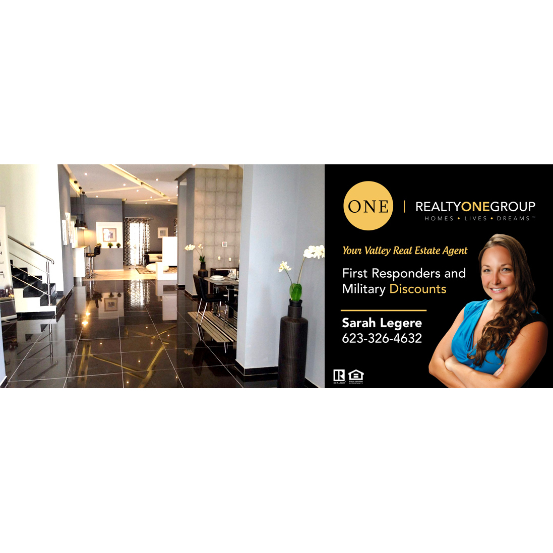 Realty One Group - Sarah Legere