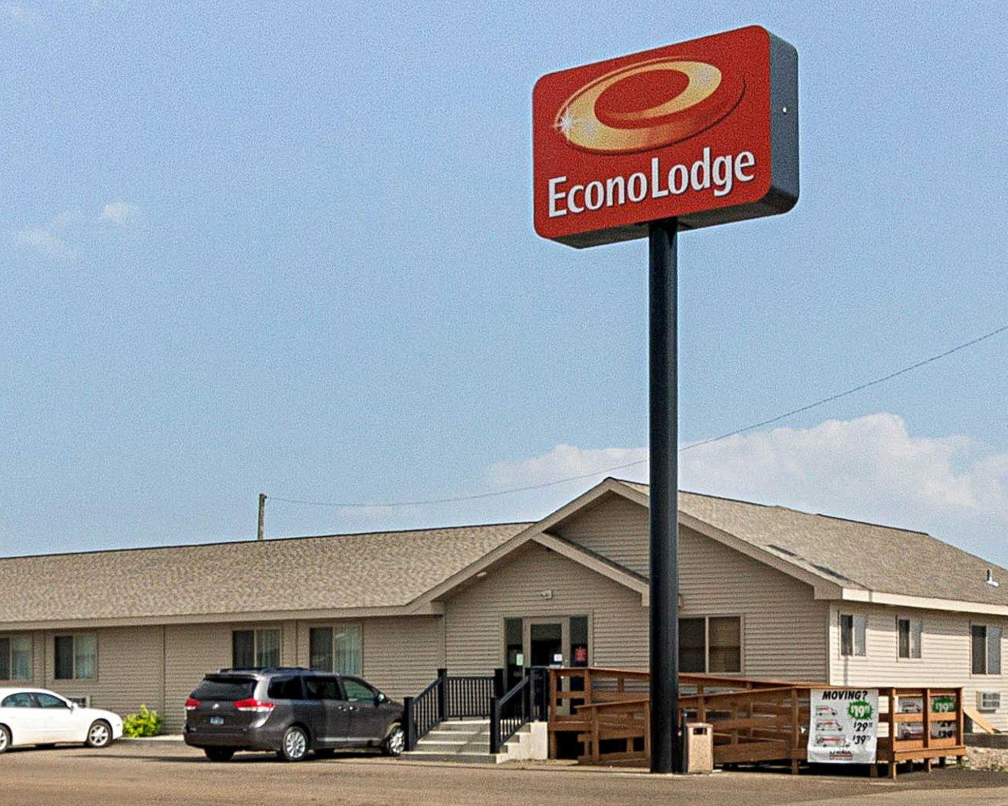 Econo Lodge Jamestown North Dakota Nd Localdatabase Com