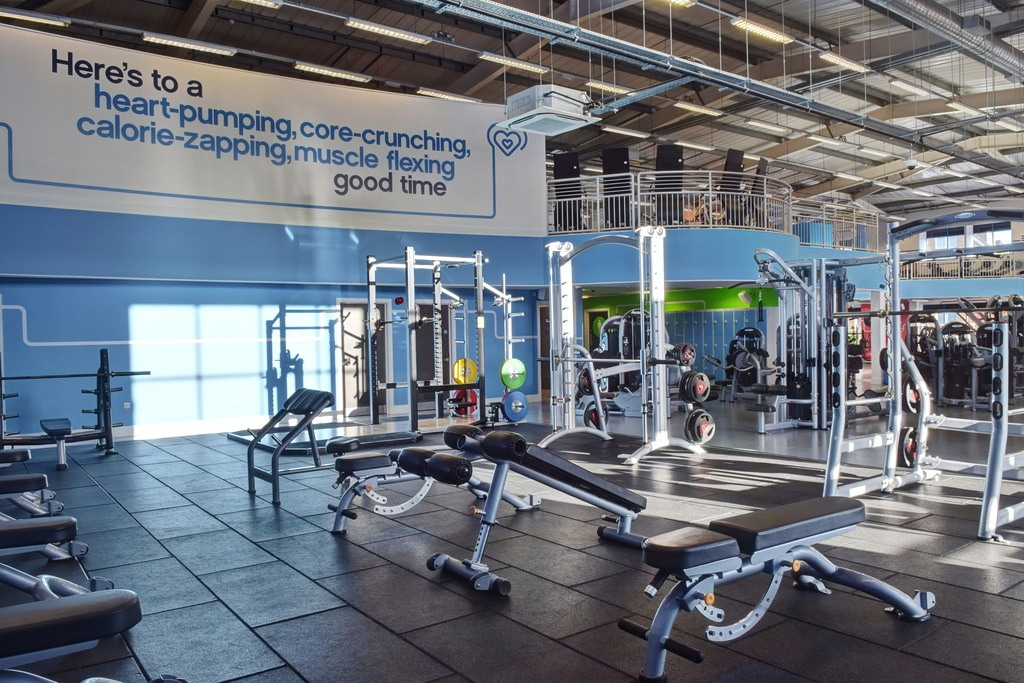 The Gym Group Peterborough
