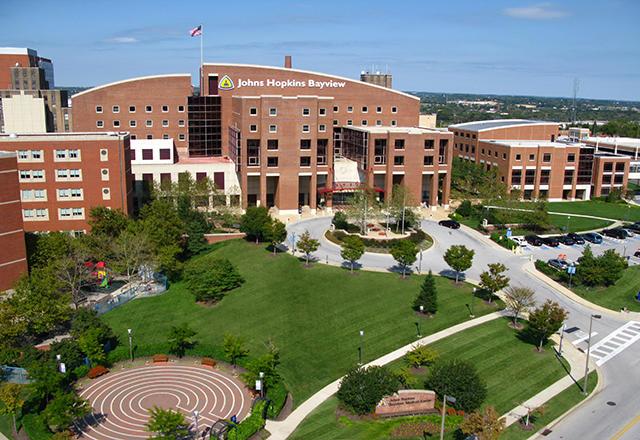 Johns Hopkins Adult Burn Center