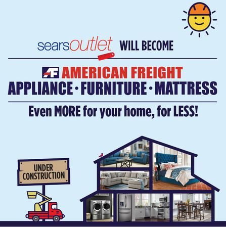 Image 2 | American Freight (Sears Outlet) - Appliance, Furniture, Mattress
