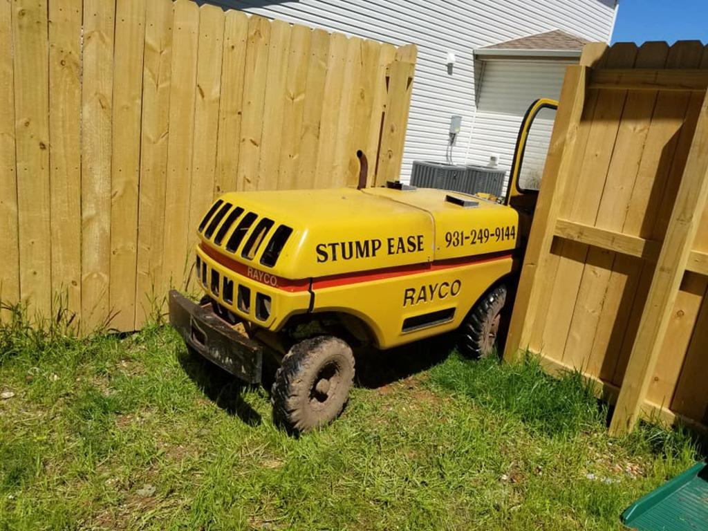 Stump Removal in Clarksville, TN Stump Ease Stump Removal Clarksville (931)249-9144