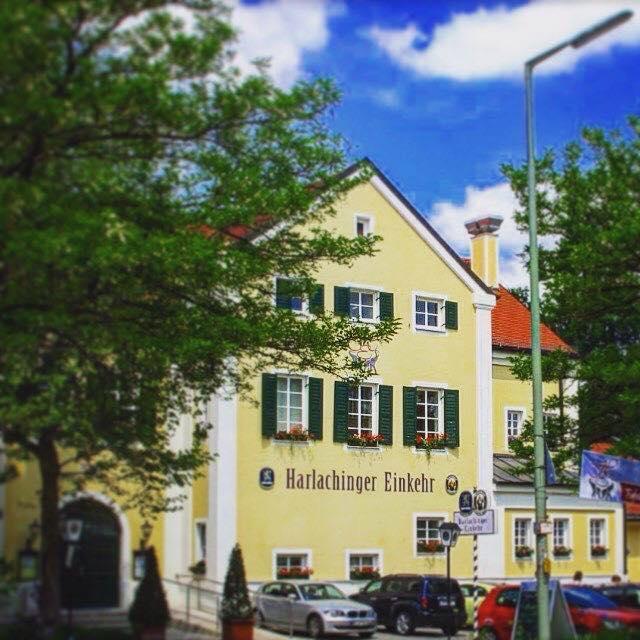Harlachinger Einkehr - Biergerechtsame seit 1858