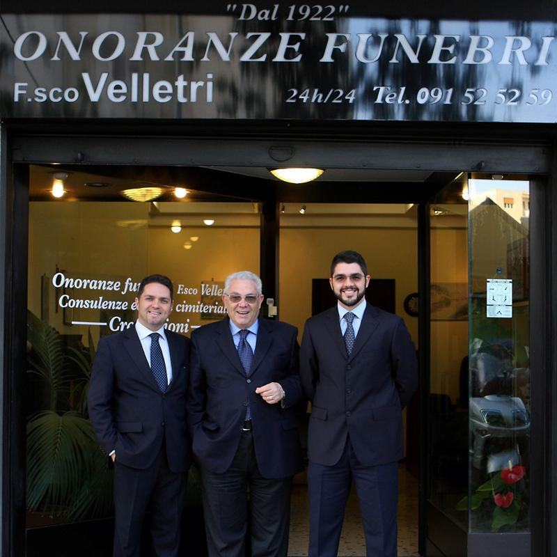 Onoranze Funebri Francesco Velletri