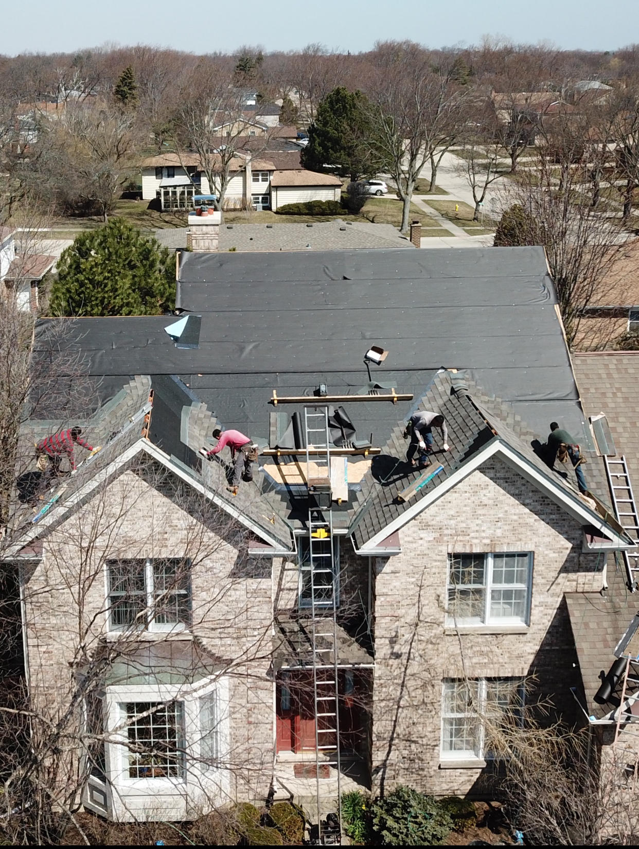 Lindholm Roofing Chicago Illinois Il