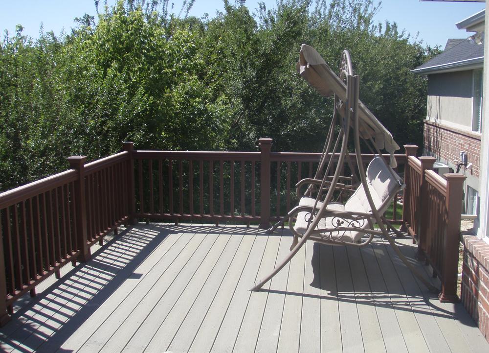 Stonehenge Fence & Deck image 12