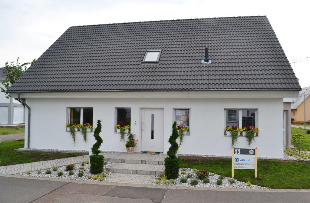 allkauf haus - Musterhaus Dölzig
