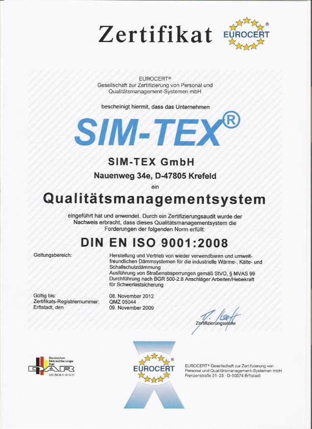 SIM-TEX Technische Gewebe GmbH