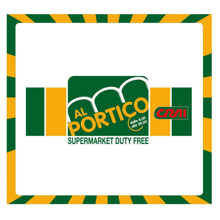 Al Portico - Supermarket Crai