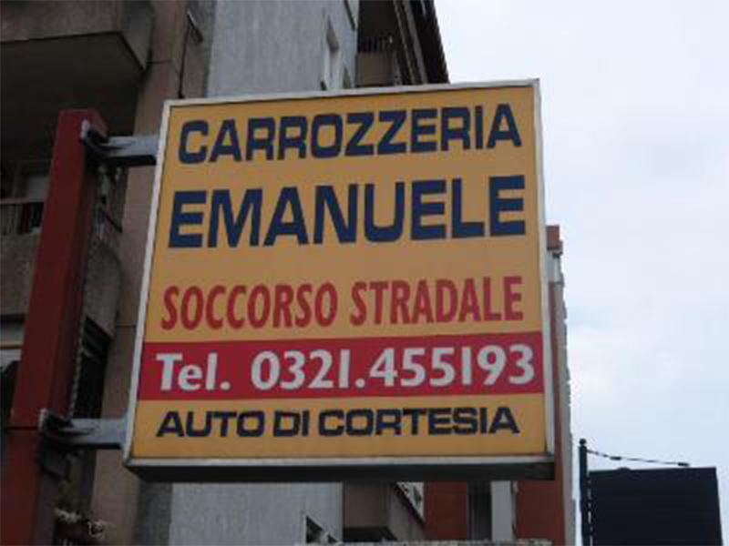 Carrozzeria Emanuele Soccorso Stradale
