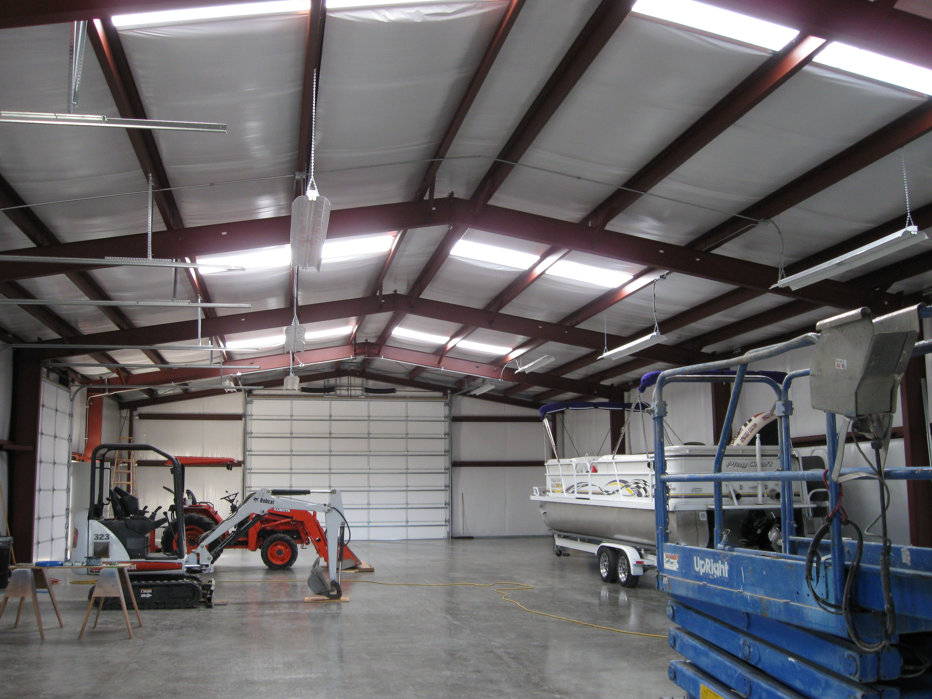 Building Outlet Corp Prefabricated Metal Buildings