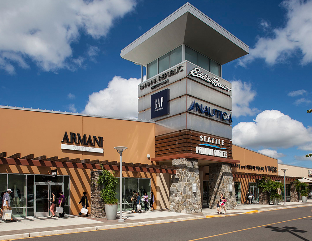Coupon seattle premium outlet