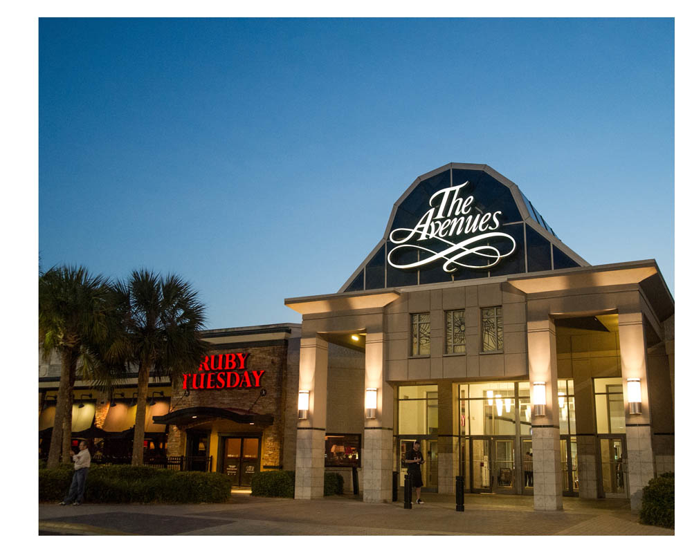 Shopping centers malls in jacksonville fl jacksonville florida shopping centers malls for Village pediatrics garden city