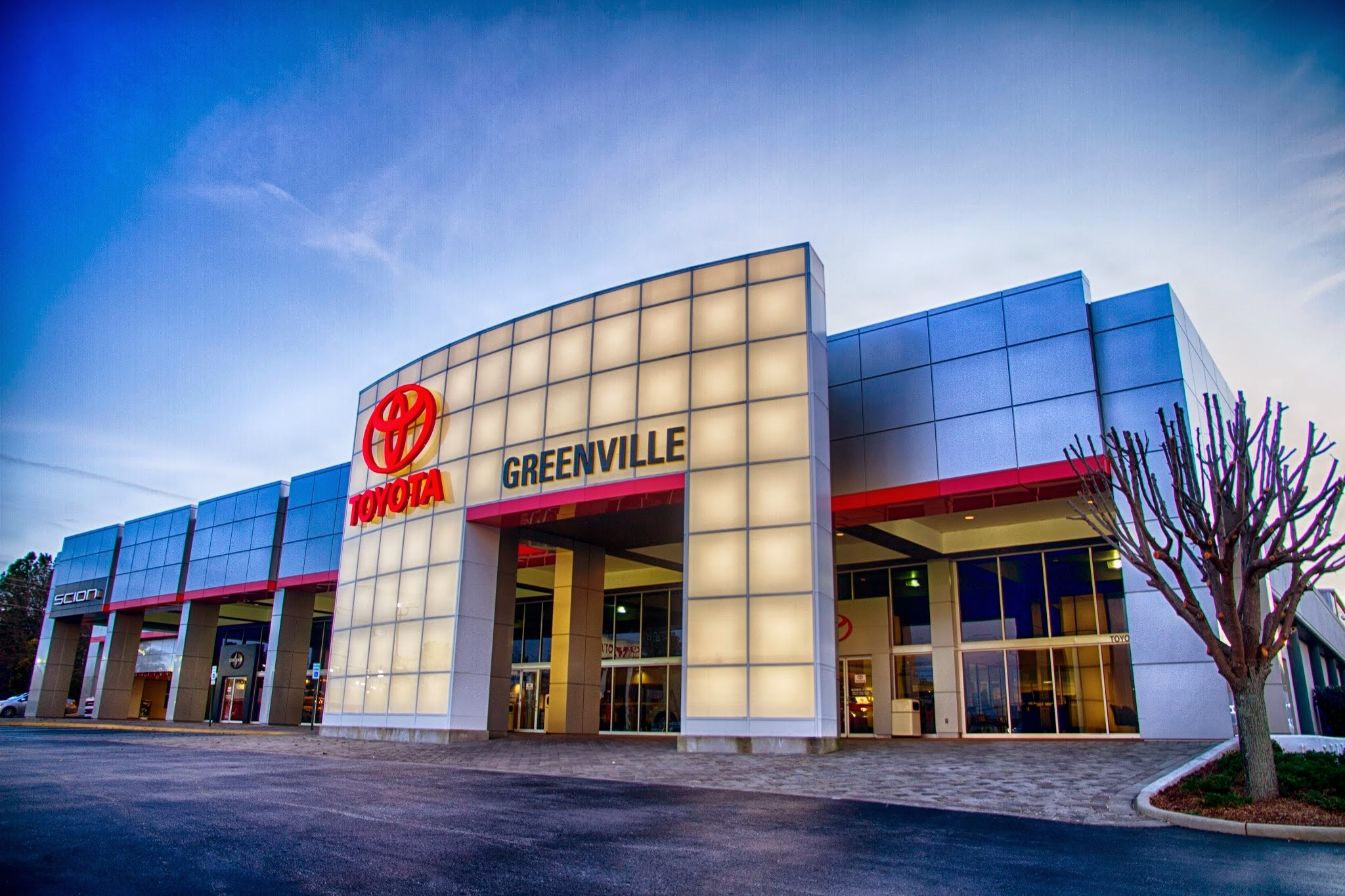 Toyota Of Greenville In Greenville, SC 29607