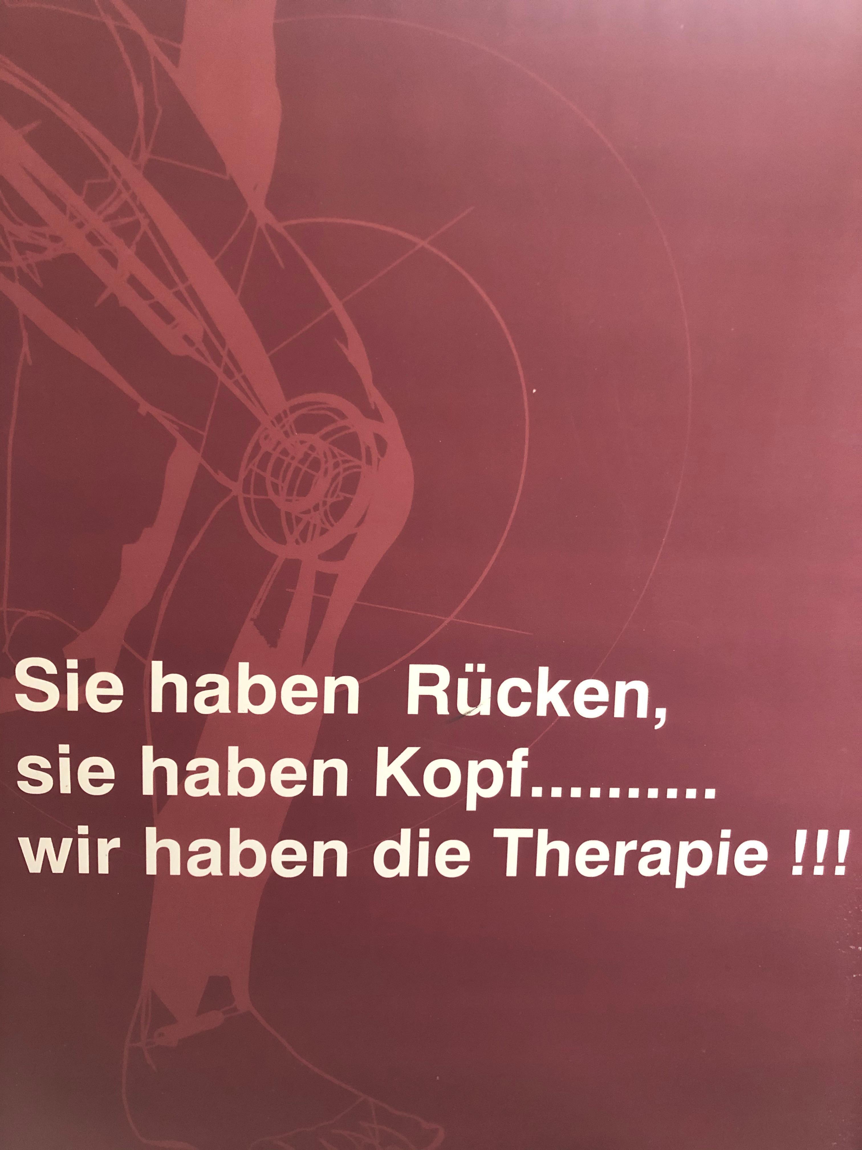 Praxis für Physiotherapie & Krankengymnastik Regina Schulz