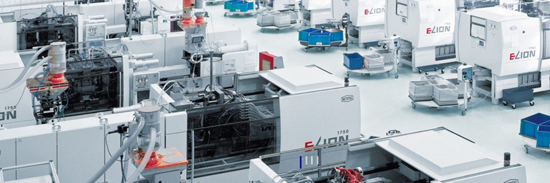 LUGER spol. s r.o. - komplexní řešení technologie zpracování plastů