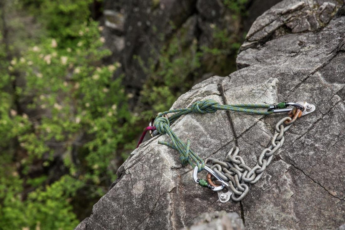 Climbing Anchor Concepts Class