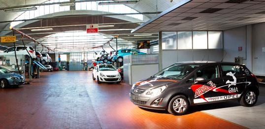 Gma Concessionaria Opel e Grandi Marche