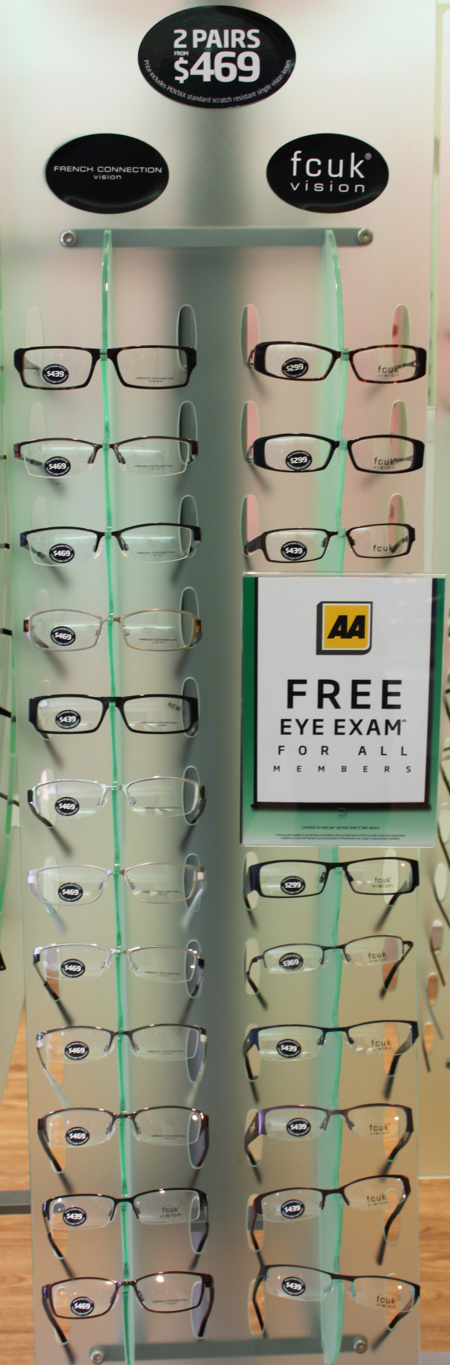 Specsavers Optometrists - Newmarket