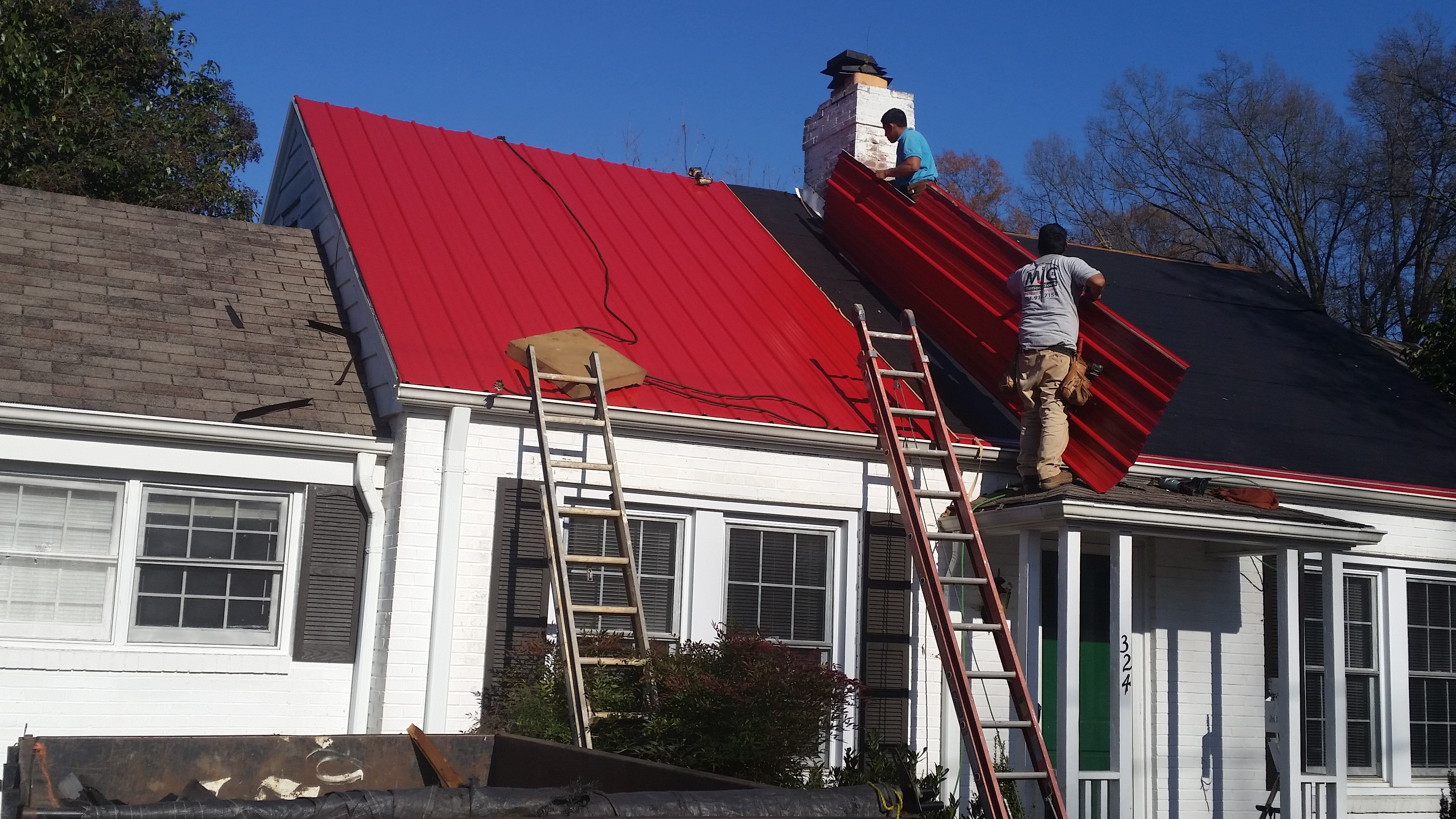Medina Construction In Salisbury Nc 28146