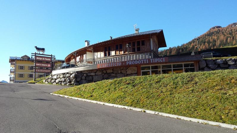 Caseificio Sociale Val di Fassa - Melga De Fascia