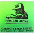 Carhart Feed & Seed Co