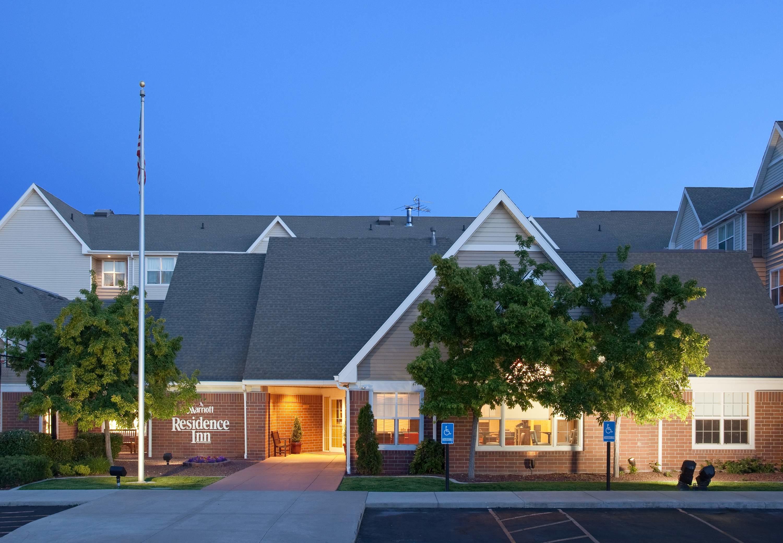 Residence Inn By Marriott Salt Lake City Airport Salt Lake City Utah Ut