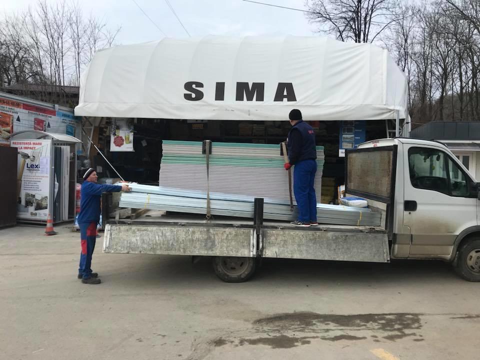 TRANS IMPEX SIMA