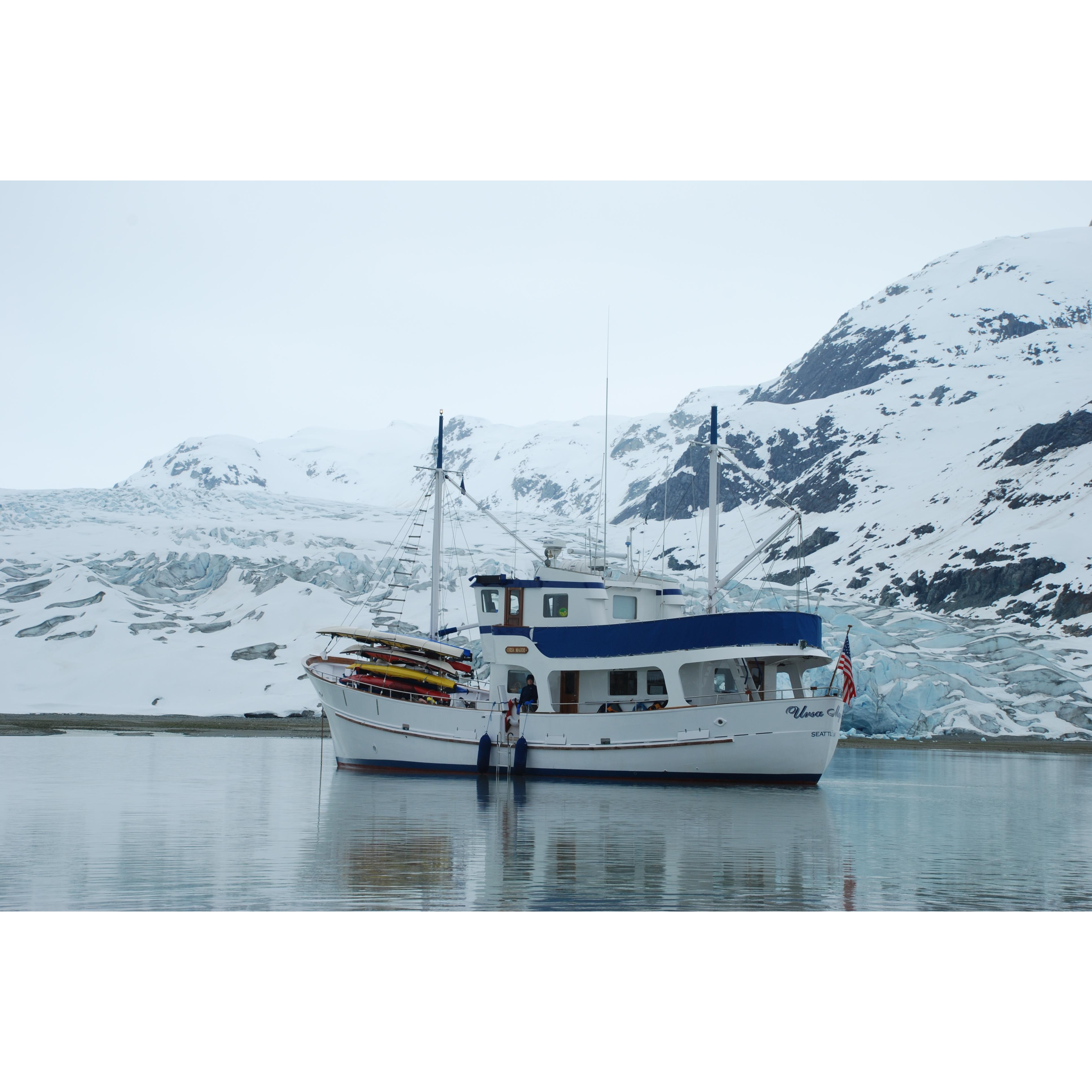 Ursa Major Charters Alaska