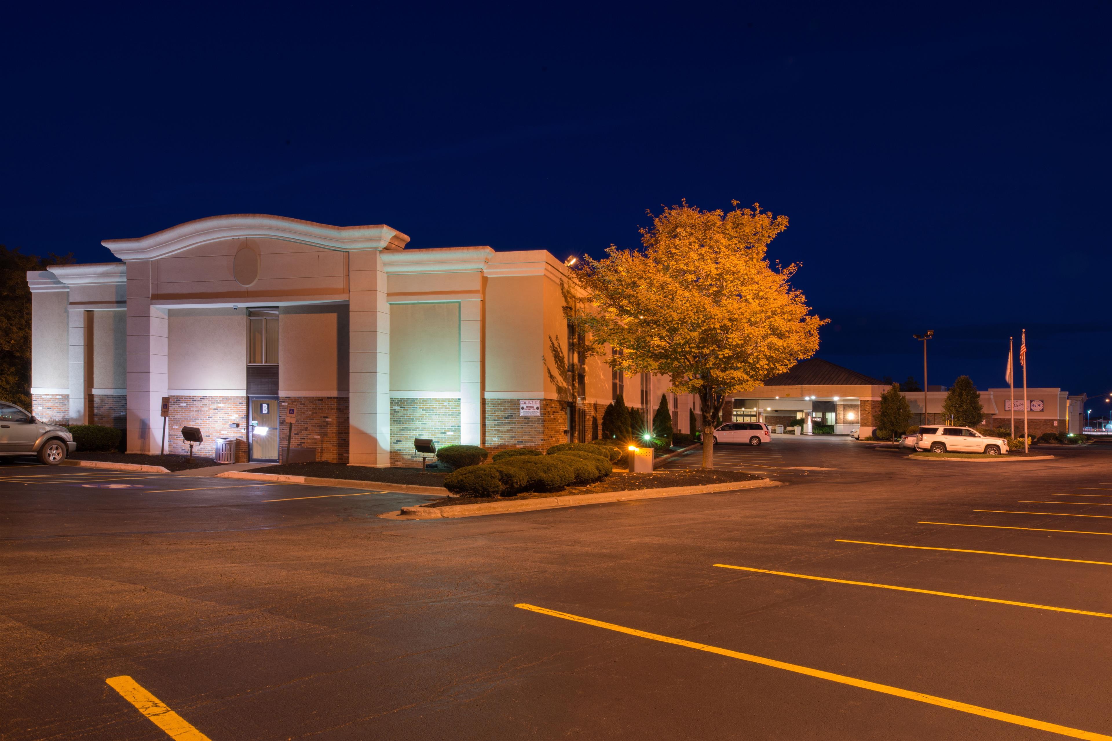 Lexington Hotel Rochester Reviews
