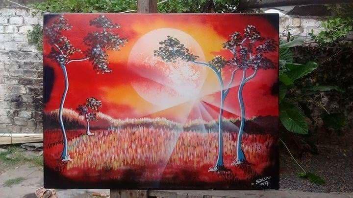 Mayte - Pinta Murales