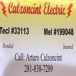 Calzoncint Electric