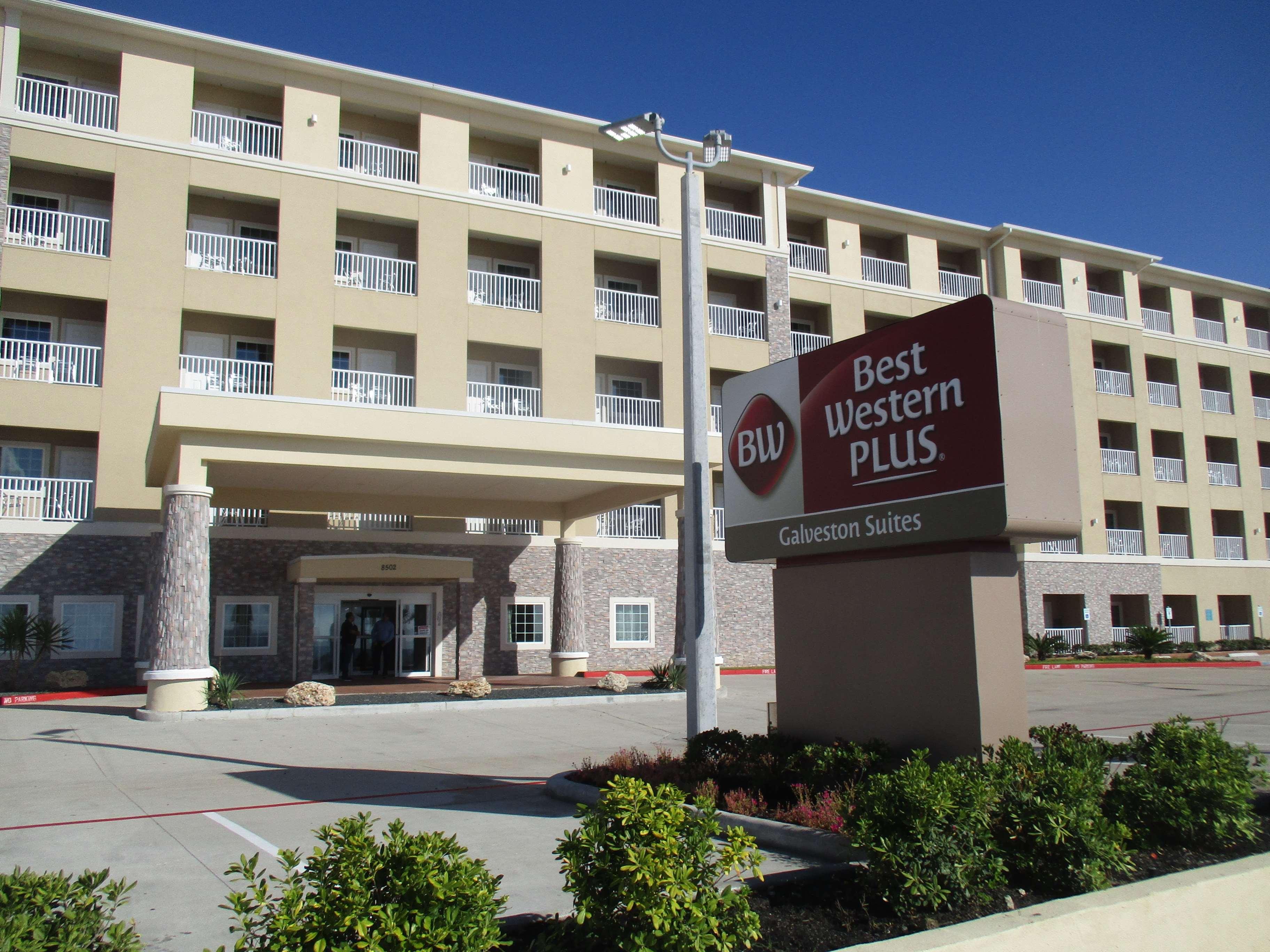 Best Western Plus Galveston Suites Galveston Texas Tx