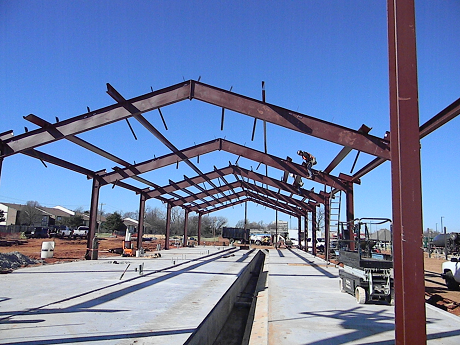 Rigid Steel Structures Inc Mustang Oklahoma Ok