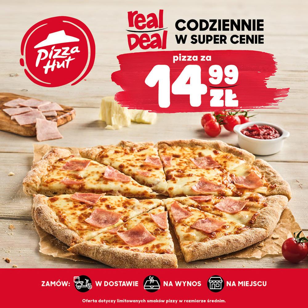 Pizza Hut Dostawa Warszawa Belgradzka