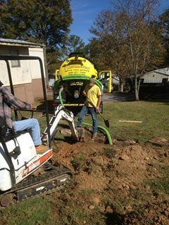 Newman Septic Tank and Excavating Services