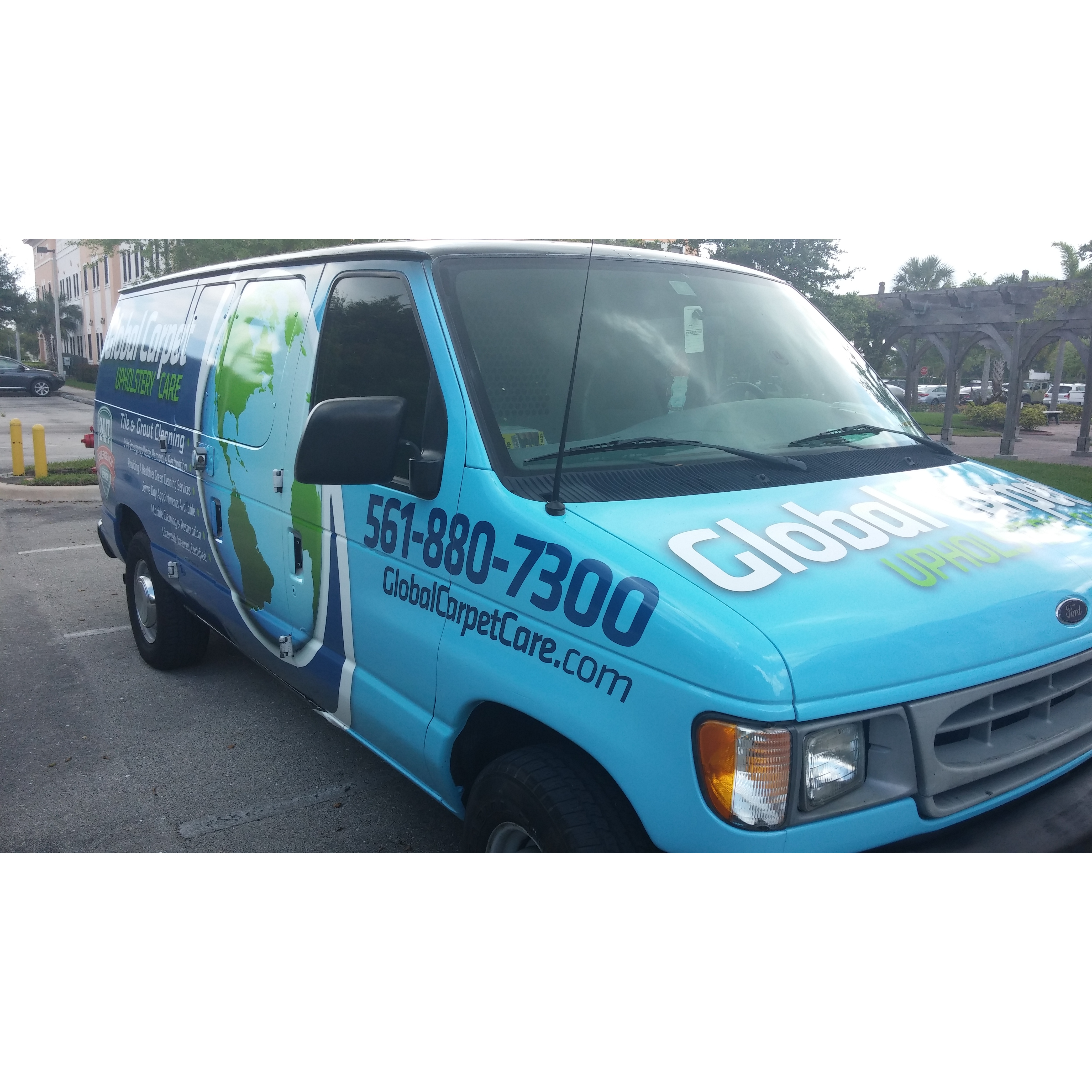 Global Carpet and Upholstery Care