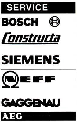 Centro Assistenza Autorizzato Ghibaudo - Bosch Elettrodomestici