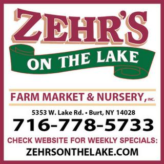Zehrs Farm Market & Nursery - Burt, NY - Landscape Architects & Design