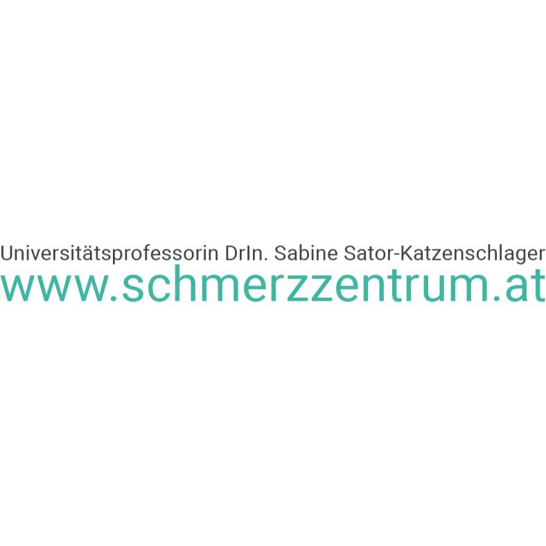 Sator-Katzenschlager Sabine Univ Prof Dr - Interventionelle Schmerztherapeutin Logo