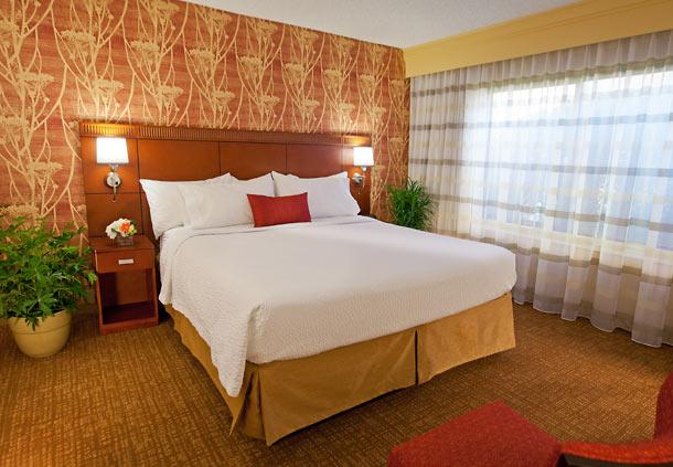 Ramada Inn Seatac Beds