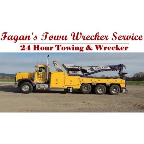 Fagan's Towu Wrecker Service