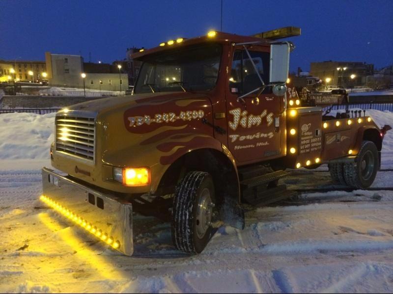 Jim S Towing Amp Road Service Monroe Michigan Mi